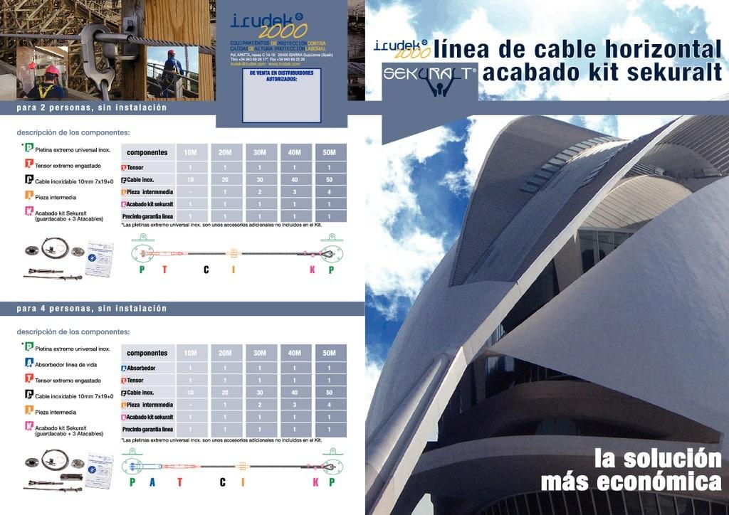 thumbnail of CATALOGO DIPTICO LINEA DE VIDA ACABADO KIT SEKURALT