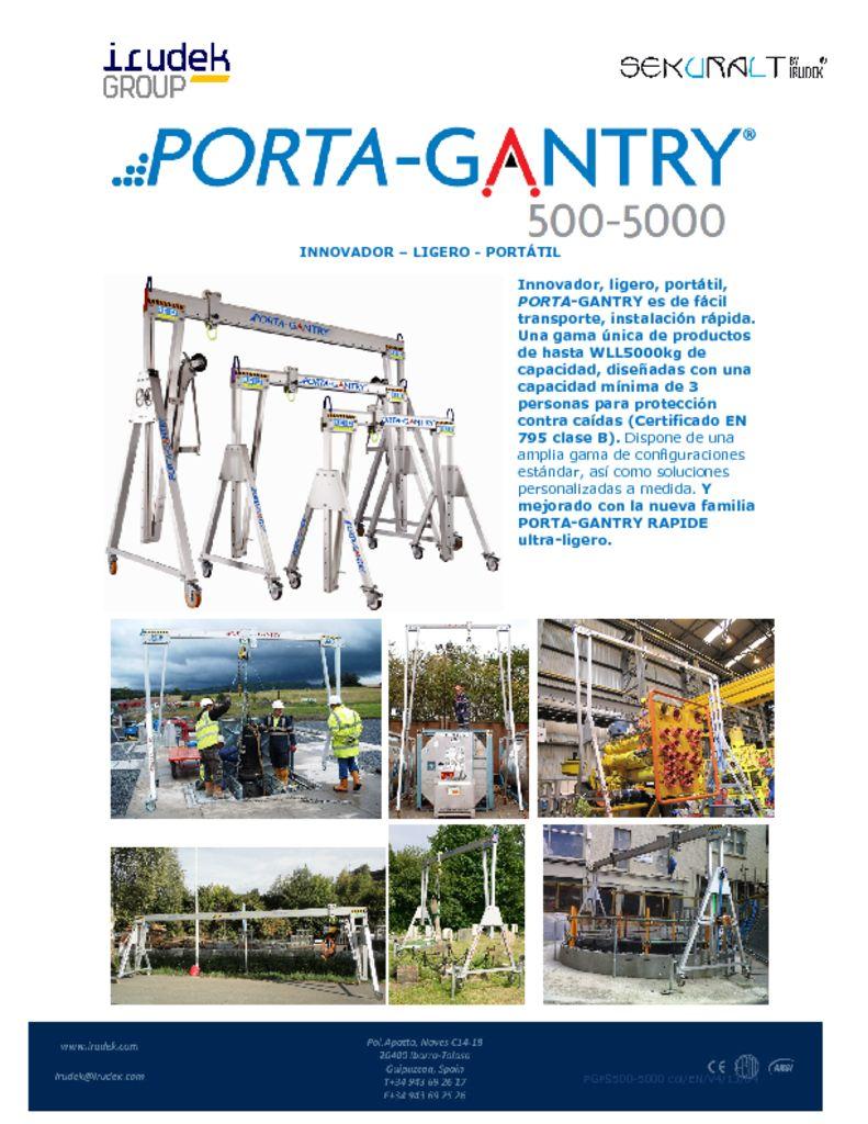 thumbnail of CATALOGO_ EN_ESPAÑOL_SISTEMAS_PORTA GANTRY